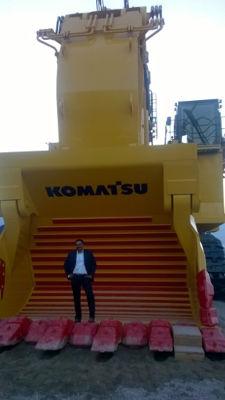 Pelle minière Komatsu