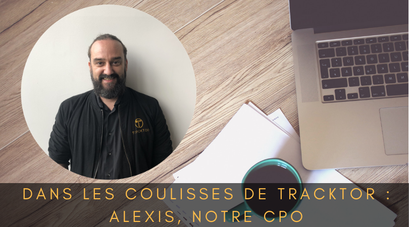 Interview d'Alexis, Chief Product Officer