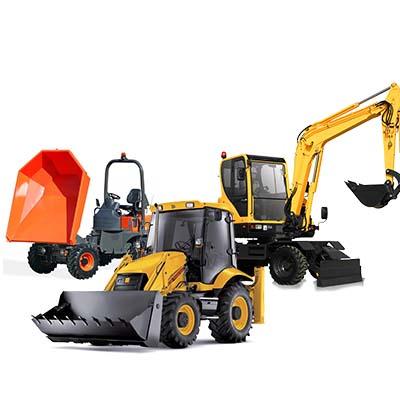 machines de terrassement