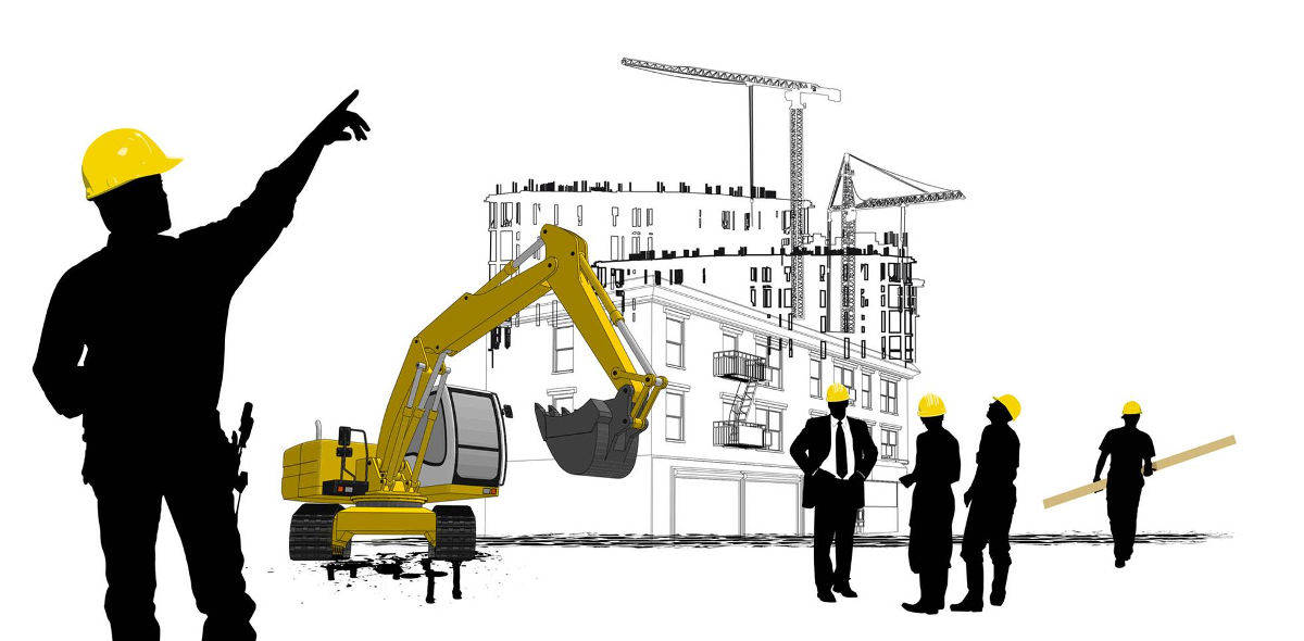 Les 8 innovations qui bouleversent le btp tracktor for Batiment en construction