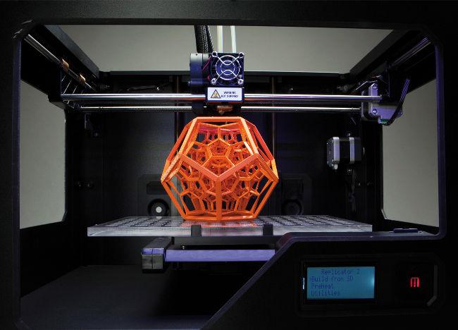 Imprimante 3D dans le BTP